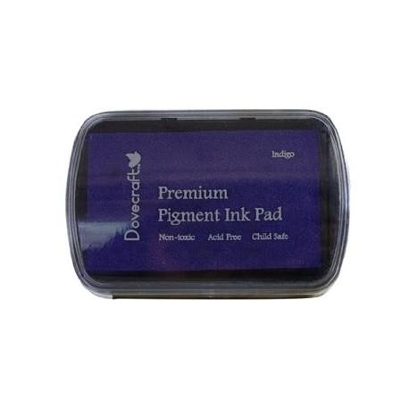 Tinta PREMIUM Indigo Blue de Dovecraft distribuido por Artesanías Montejo
