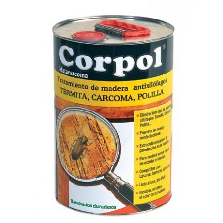 CORPOL Matacarcoma Líquido en Artesanías Montejo