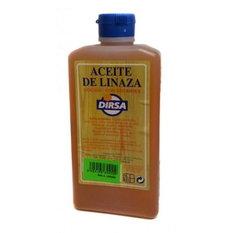 Aceite de Linaza DIRSA distribuido por Artesanías Montejo