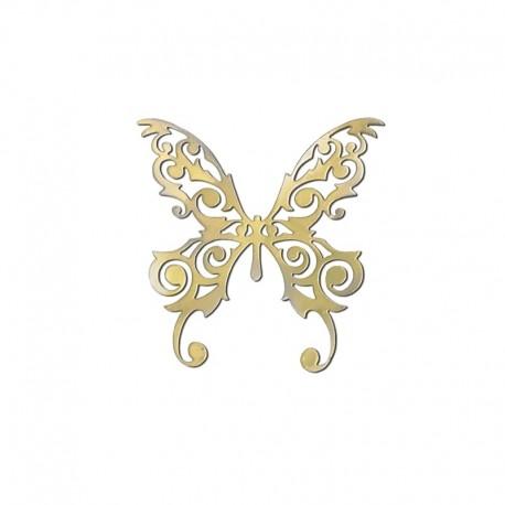 Troquel Thinlits MAGICAL BUTTERFLY de sizzix distribuido por Artesanías Montejo