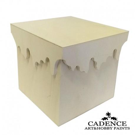 Caja Tapa Lágrimas CADENCE distribuida por Artesanías Montejo