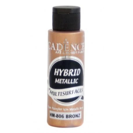 Hybrid Metallic BRONCE