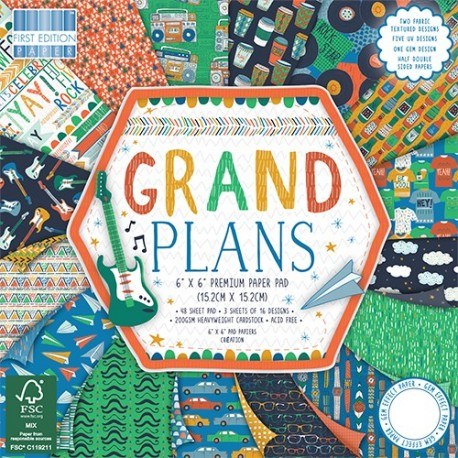 GRAND PLANS 30x30