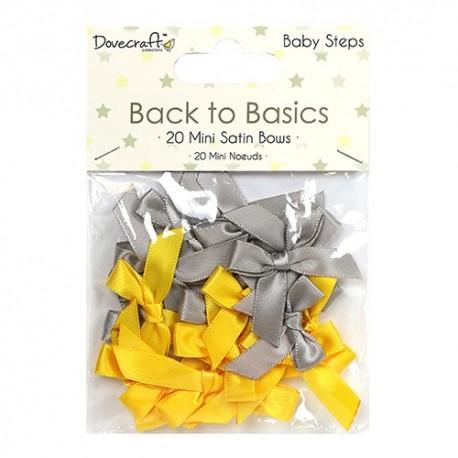 BABY STEPS Mini Lazos