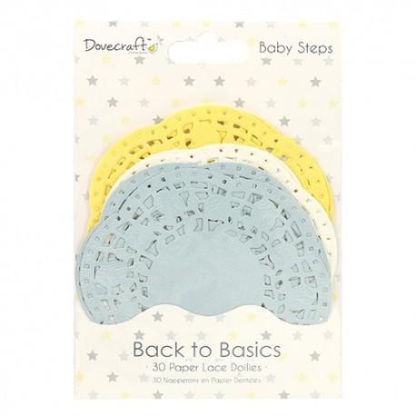 BABY STEPS Blondas