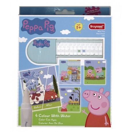 PEPPA PIG Laminas de Colorear