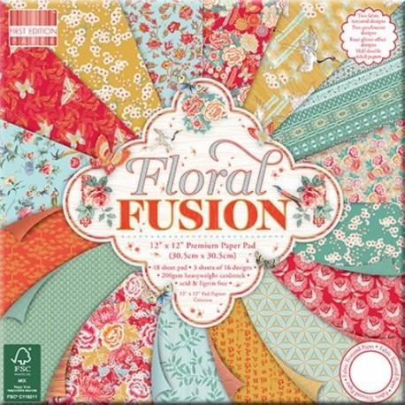 FLORA FUSION 30x30