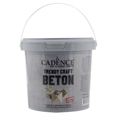 Trendy Craft Beton polvo CADENCE