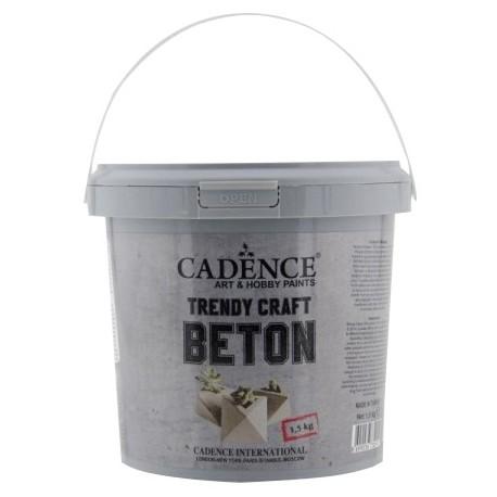 Trendy Craft Beton polvo CADENCE