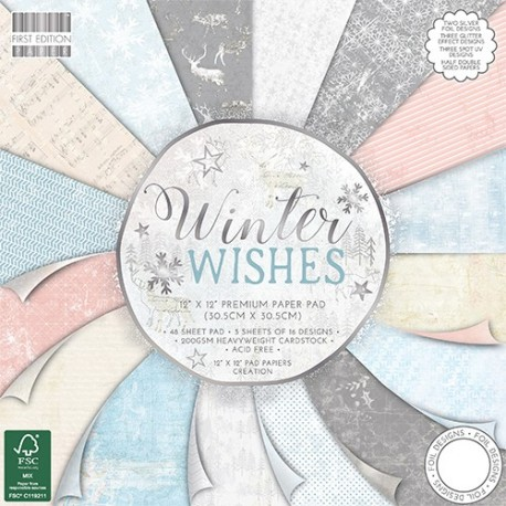 WInter Wishes 30x30