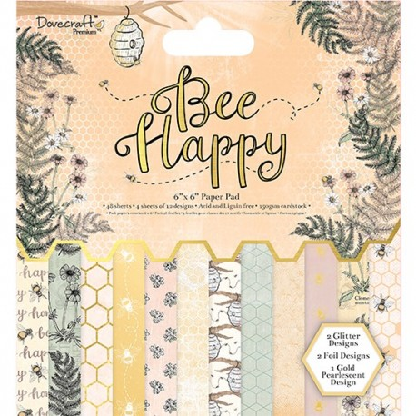 BEE HAPPY 30x30 Premium