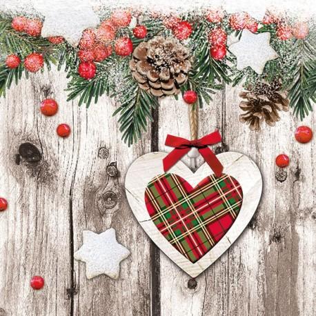 SERVILLETAS- Scottish Heart