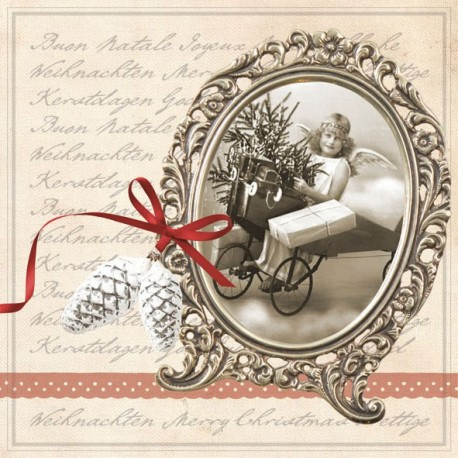 SERVILLETAS- Christmas Letter