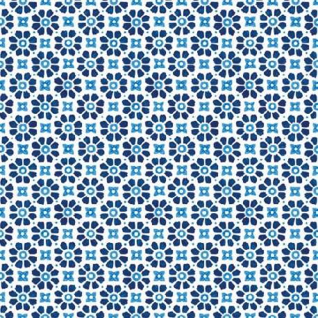 SERVILLETAS- Laureen Blue