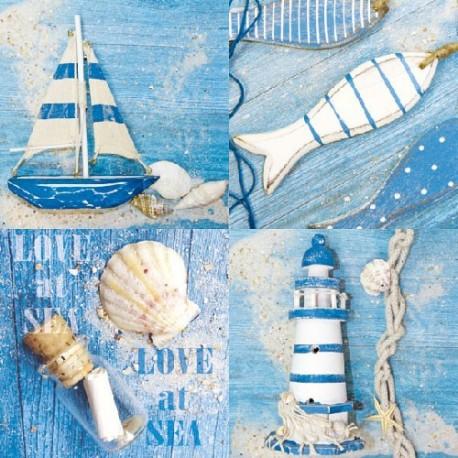 SERVILLETAS- Love At Sea