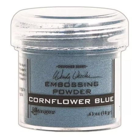 Polvo Embossing CORNFLOWER BLUE Ranger