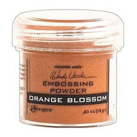 Polvo Embossing ORANGE BLOSSOM Ranger