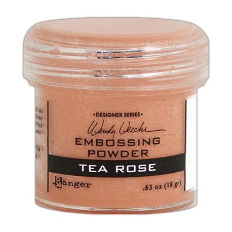 Polvo Embossing TEA ROSE Ranger