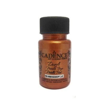 CADENCE DORA Naranja Oxido 129