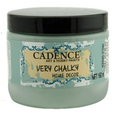 VERY CHALKY Verde Moho 700gr.