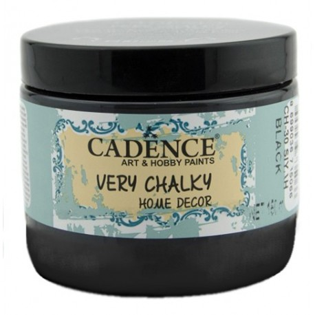 VERY CHALKY Negro 700gr.