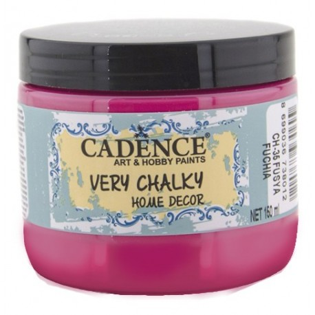 VERY CHALKY Fucsia 700gr.
