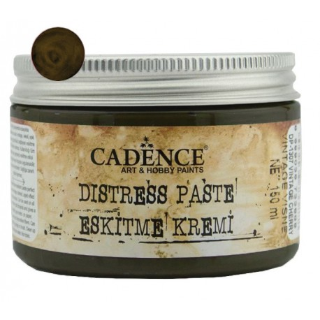 DISTRESS PASTE Café Espresso