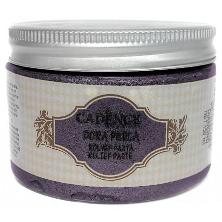 DORA PASTE RELIEF Orquidea Oscuro