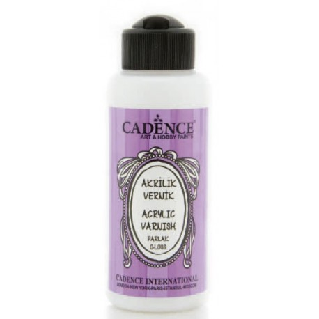 Barniz Cadence GLOSS 120ml