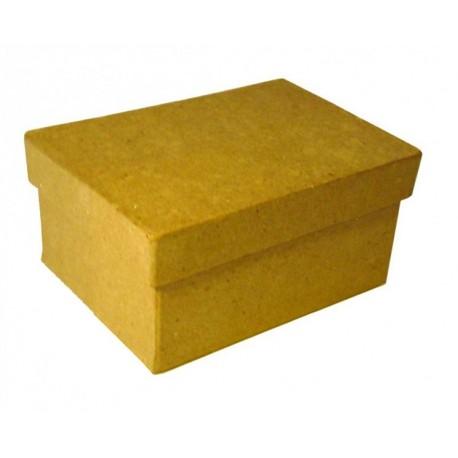 Caja Cartón Rectangular