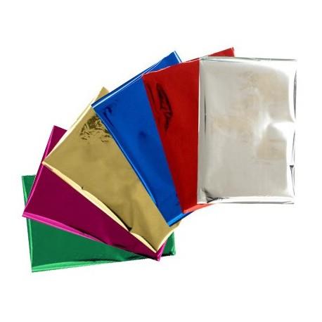 Foil de colores para VELAS