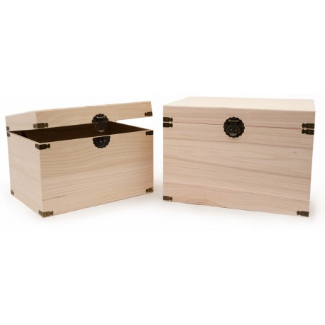 Set 2 Cajas Cofre