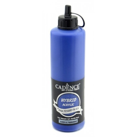 Hybrid AZUL ULTRAMARINO 500ml