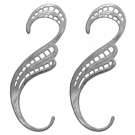 Silueta Aluminio CENEFA ONDAS