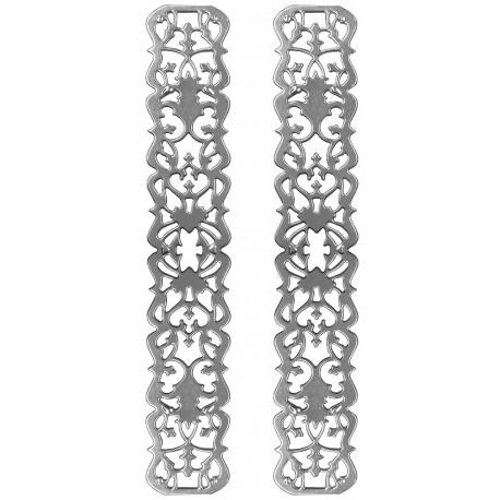 Silueta Aluminio CENEFA