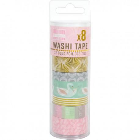Set 8 Washi SWANS