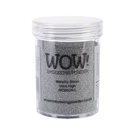 Polvo Embossing WOW Silver Ultra Higt