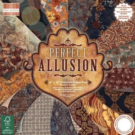 Perfect Allusion  FIRST EDITION 30x30
