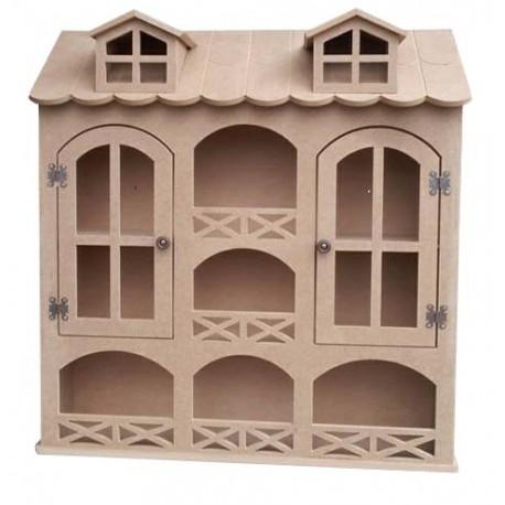 Casa Muñecas DM CADENCE 70x75x20