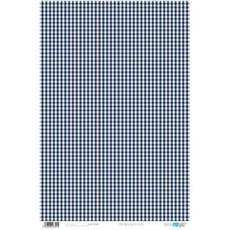 PFY Vichy Azul 50x35
