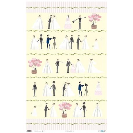PFY Wedding Love 50x80