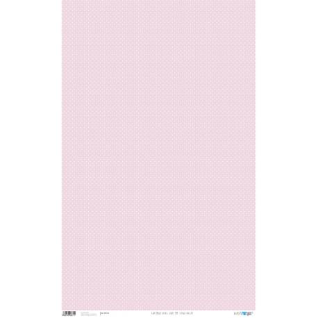 PFY Lunar Mini Blanco/Rosita 50x80
