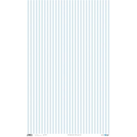 PFY Raya Azul Bebé 50x80