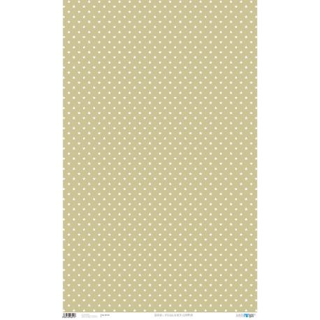 PFY Estrella Blanca/Champagne 50x80