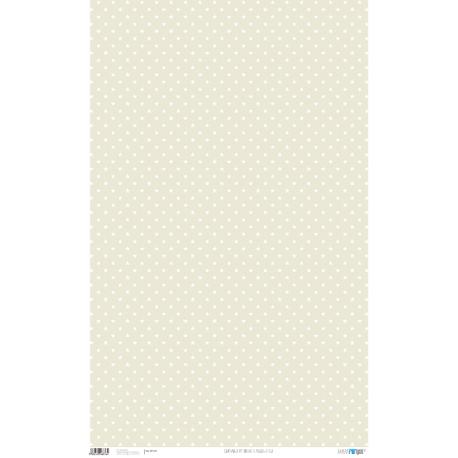 PFY Estrella Blanca/Beige 50x80