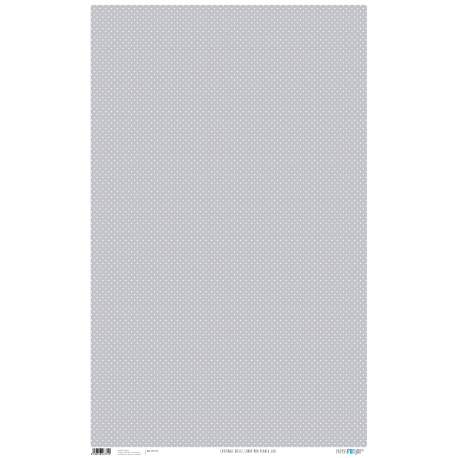 PFY Lunar Mini Blanco/Gris 50x80