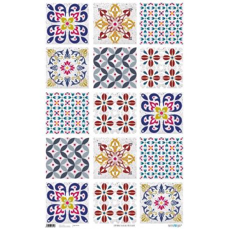 PFY Azulejos Multicolor 50x80