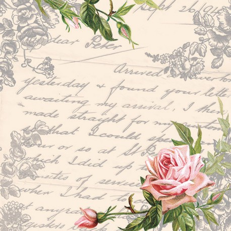 SERVILLETAS- Love Letter