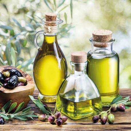 SERVILLETAS- Oil Bottles
