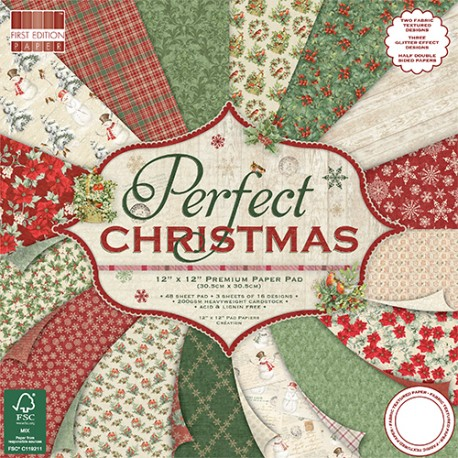 Perfect Christmas FIRST EDITION 30x30